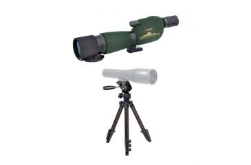 Burris 15x-45x-50mm High Country Spotting Scope & Burris Tripod & Large Window Mount