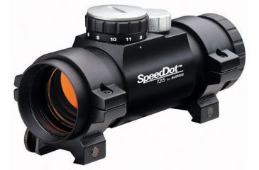 Burris SpeedDot 135  Red-Dot Sight - Matte Black Finish