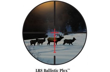 Burris LRS Ballistic-Plex Lighted Reticle