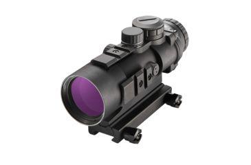 2-Burris AR-536 5X - 36mm Prism Sight & Free FastFire 3 Red Dot Sight