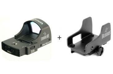 Burris FastFire II 4 MOA Red Dot Reflex Sight w/ Burris FastFire Mounting Plate