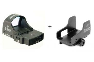 Burris FastFire II Waterproof Red Dot Sight w/ Burris FastFire Mounting Plate