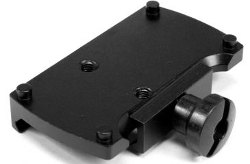 Burris FastFire Mounting Plate - Picatinny Weaver for FastFire 2 410335