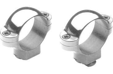 Burris Standard 1 Inch Ring pairs Medium, Nickel