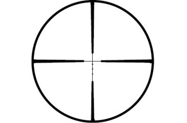 Burris Timberline 201344 Ballistic Plex Reticle