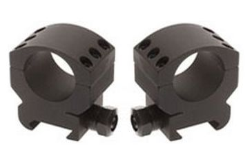 Burris Xtreme Tactical 34mm Diameter Riflescope Rings, Pair, Medium, 1/2in High, 6x6 420190