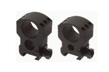 Burris Xtreme Tactical 1 Inch Matte Black Extra High 1 Inch Height Two Rings