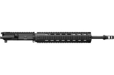 1-Bushmaster XM-15 Complete Upper w/Bolt 300 AAC Blackout Flat Top M4-Profile 16 in.Barrel w/ Rifle Length Quad Rail (7 in. Pistol Length Gas Tube) Pre-Ban
