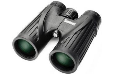 Bushnell 10x42 Legend Ultra HD Binoculars with Rain Guard, ED Glass, UWB, Black 191042