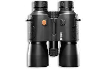 2-Bushnell Fusion 12x50mm Rangefinder Binoculars