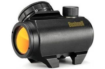 Bushnell 1x25 Trophy Series TRS-25 3 MOA Red Dot Riflescope with CR2032 Battery 731303