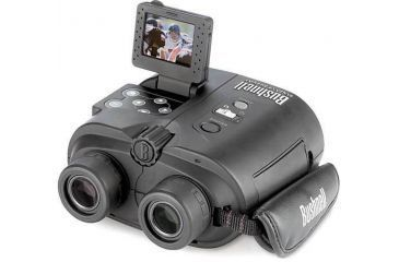 Bushnell InstantReplay 3.2 MP Digital Binocular 8x32 LCD 180833