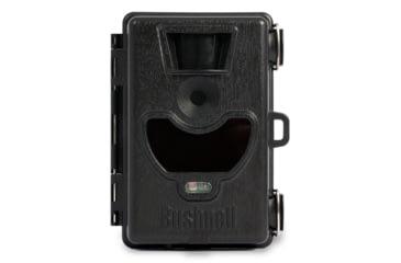 Bushnell 6MP Surveillance Cam, Black Case, Black LED 119514C
