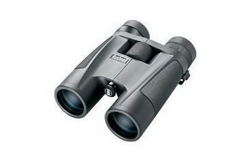 Bushnell Power View 8-16x40 Zoom Rubber Amored Binoculars 1481640