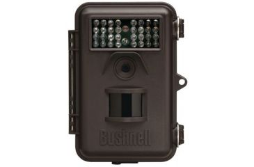 Bushnell 8 Megapixel Trophy Cam Night Vision Field Scan Trail Camera - Brown 119436C