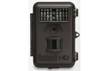 Bushnell 8MP Trophy Cam HD, Brown, Clam 119537C