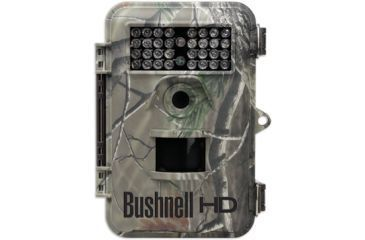 Bushnell 8MP Trophy Cam HD, Flash, B&W LCD Viewer 119447C