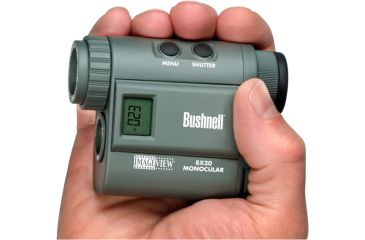 Bushnell ImageView 8x20 Digital Monocular Spotting Scope with Digital Camera 118000
