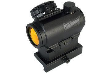 Bushnell AR Optics 1x25mm TRS-25 HiRise, 3 MOA Red Dot Sight, w/ Mount, Box AR731306