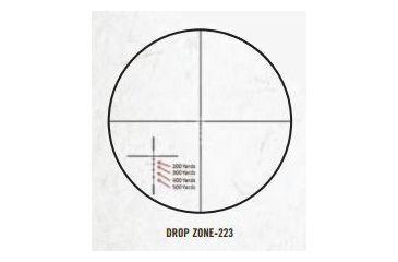 Bushnell AR Optics 4.5-18x40 Riflescope w/ BDC Reticle, Matte Black AR945184
