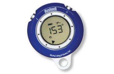 Bushnell BackTrack Blue Marine GPS Locator, Clam Pack