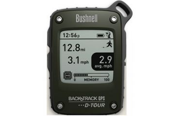 Bushnell BackTrack D-Tour GPS Personal Locator, Green 360315