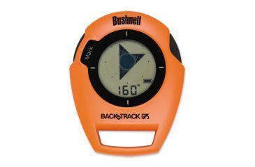 Bushnell BackTrack 2nd Gen Personal GPS Locator, Orange+Black 360403