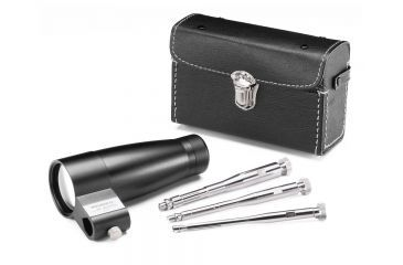 Bushnell Banner Boresighter with Case And Set Of Three Expandable Arbors