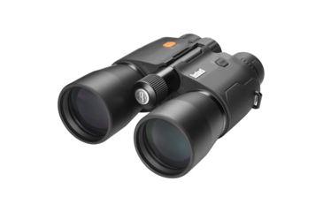 1-Bushnell Fusion 12x50mm Rangefinder Binoculars