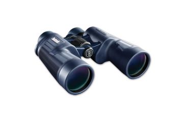 Bushnell H2O 7x50mm Porro Prism Binoculars w/Twist-Up Eyecups, Black, Box 157050