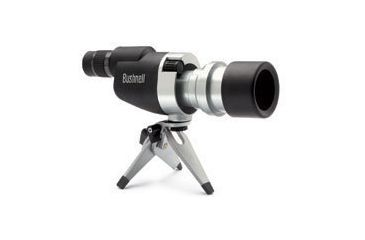 Bushnell Spacemaster 15-45, 25x50mm Silver Collapsible Straight View Spotting Scope - 787347