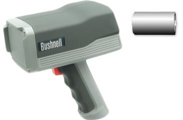 7-OpticsPlanet Exclusive Bushnell Speedster III Multi-Sport Radar Gun w/ LCD Display