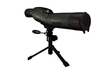 Bushnell Trophy XLT 15-45x50 Spotting Scope with Tripod and Covers 785015