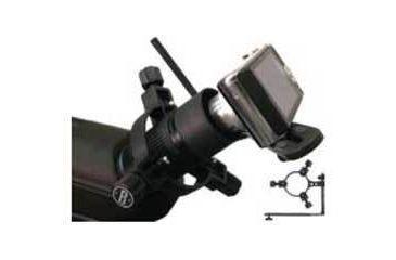 Bushnell Universal Digiscoping Bracket for Spotting Scope, Black 780002CM