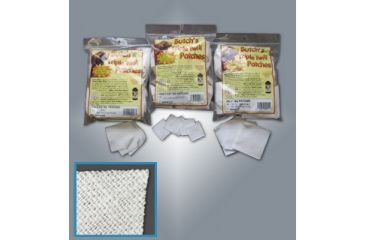 Butch's Gun Care Triple Twill Cleaning Patches