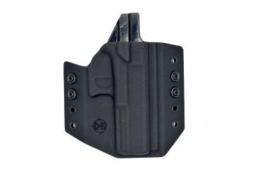 C&G Holsters OWB Covert Kydex Holster, Kel-Tec