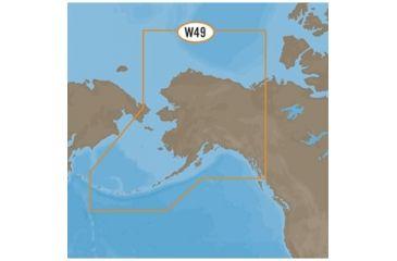 C-MAP 4D Full, Alaska, SD/MSD on