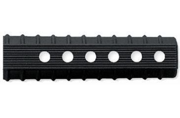 CAA Command Arms Accessories M-4 Carbine 6.5 Inch M44S Single Vented Rubber Rail Cover