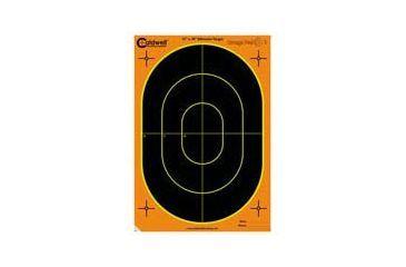 Caldwell Orange Peel 12x18in Silhouette Targets
