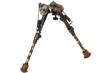 Caldwell XLA 6-9in. Bipod – Fixed Model, Camo 445000