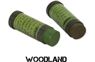 Camcon Face Paint - Woodland: Green & Loam - 2 Pack CC61282