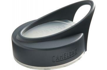 CamelBak Classic Bottle Cap Graphite/Clear