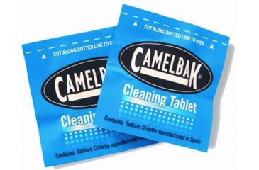 CamelBak Cleaning Tablets Military & Law Enforcement Hydration System 90584