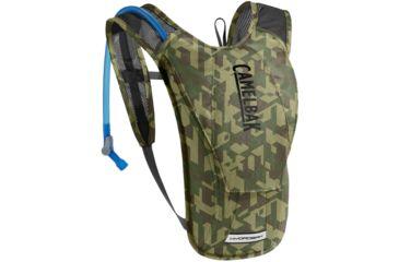 Camoflage Camelbak HydroBak Hydration Pack 50 oz