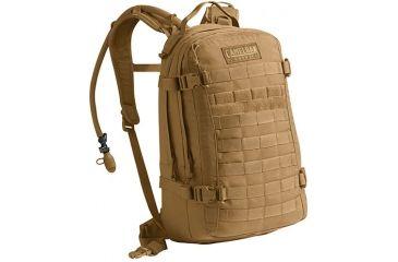 Camelbak Mil Tac HAWG MG Hydration Pack w/ HydroLock - 100 oz/3.0L, Coyote 62103