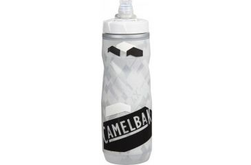 CamelBak Podium Ice Bottle 21 oz Water Bottle, Frost/Black