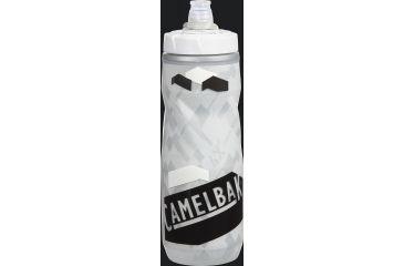 CamelBak Podium Ice Bottle 21 oz Water Bottle, Frost/Black