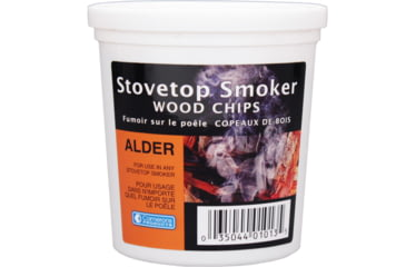 Camerons Products Smoking Chips, 1-Pint, Alder 111935