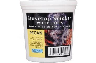 Camerons Products Smoking Chips, 1-Pint, Pecan 111952