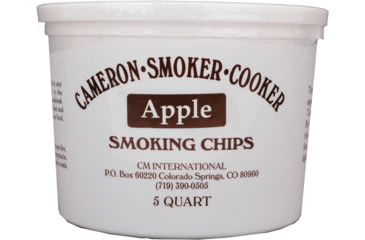 Camerons Products Smoking Chips, 5-Quart, Apple 111955